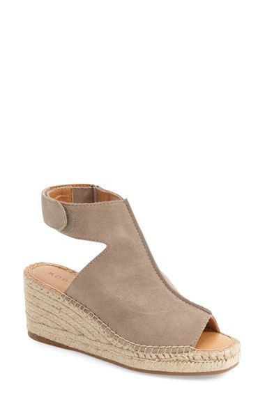Kelsi Dagger Brooklyn 'Imperial' Espadrille Wedge Sandal (Women) available at #Nordstrom