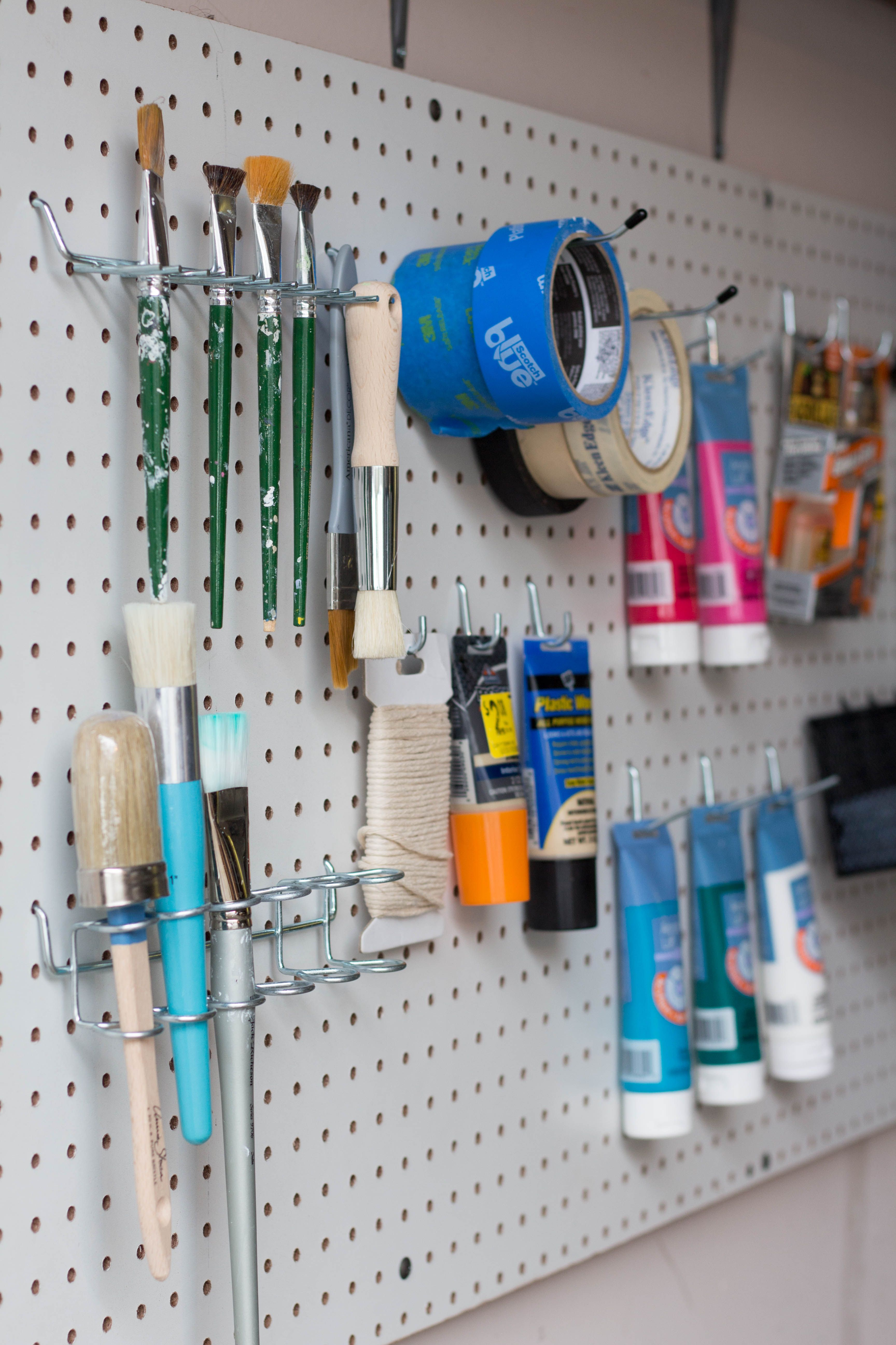 How To Organize Paint Supplies Painting Supplies Organization Paint Supplies Art Supply Organization