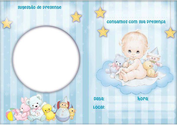 Tarjetas Virtuales De Baby Shower Gratis Imagui Baby