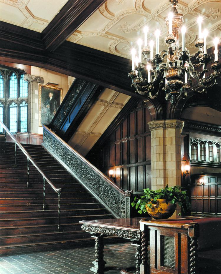 University Of Chicago Ida Noyes Hall Restoration Adaptive Reuse