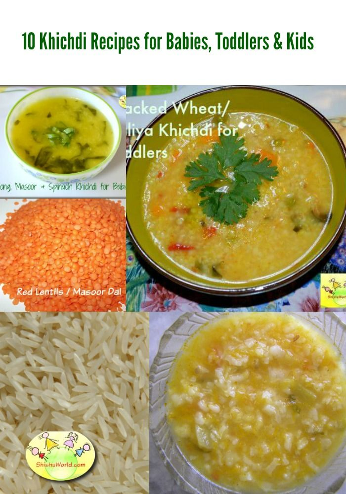 10 khichdi recipe for babies toddlers kids baby food pinterest 10 khichdi recipe for babies toddlers kids forumfinder Gallery