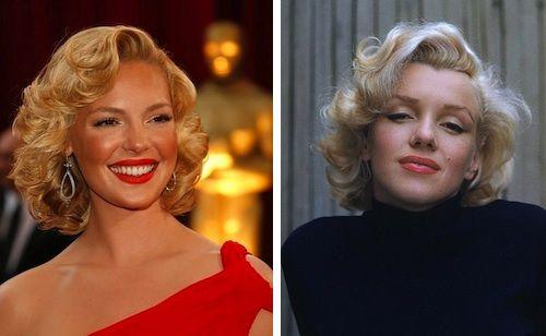 Terrific Marilyn Monroe Hairstyles Marilyn Monroe And Hair On Pinterest Short Hairstyles For Black Women Fulllsitofus