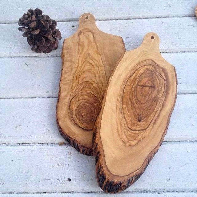 Tabla de madera de olivo elaborada de forma artesanal tablas madera pinterest madera de for Tablas de madera