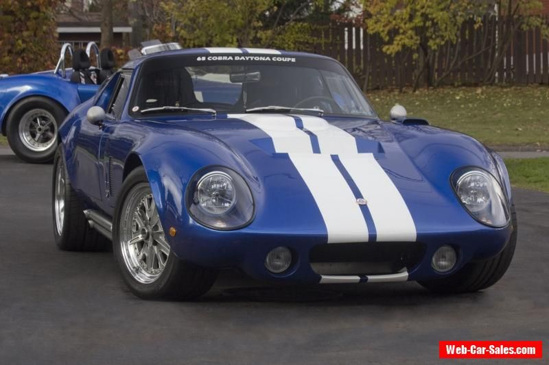 1965 Shelby Cobra Daytona Coupe Daytona Shelby Cobradaytonacoupe