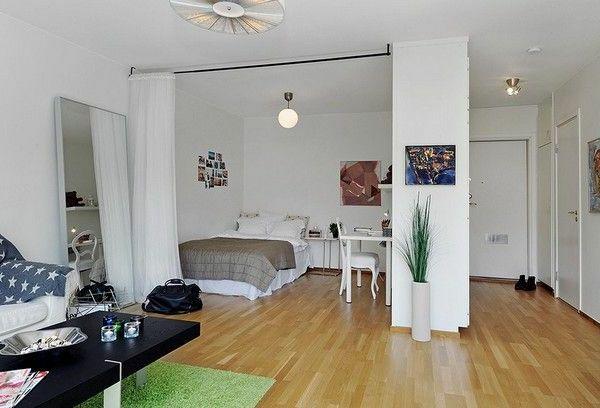 Kleine Wohnungen einrichten-Wie kann ein kleiner Raum gestaltet - designer einrichtung kleinen wohnung