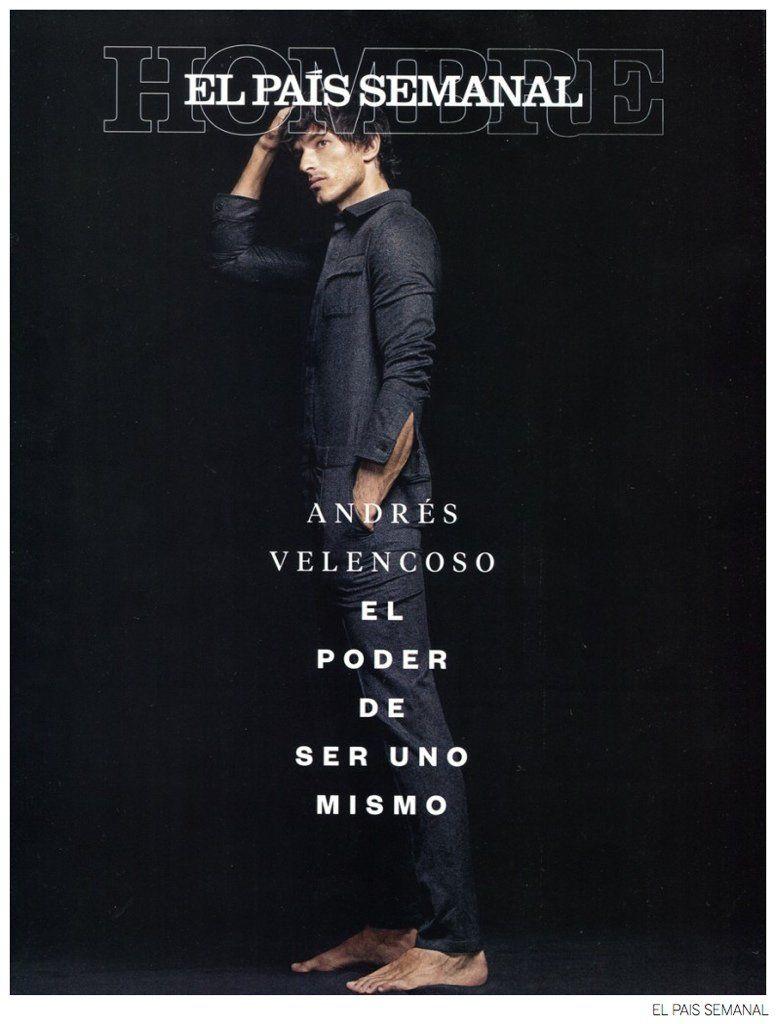 Andres Velencoso Segura Reunites with Nico for El País Semanal Cover Story image Andres Velencoso Segura El Pais Semanal 001