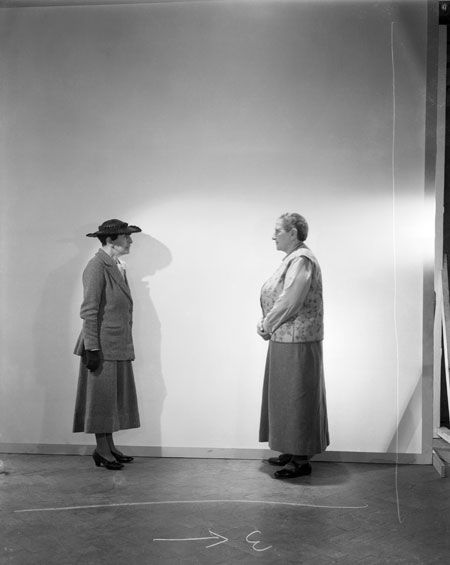 Alice B. Toklas and Gertrude Stein  Cecil Beaton, Alice B. Toklas and Gertrude Stein, 1937, modern print from original negative. Courtesy of the Cecil Beaton Studio Archive at Sotheby's, Seeing Gertrude Stein: Five Stories, Contemporary Jewish Museum (May 12-September 6, 2011).