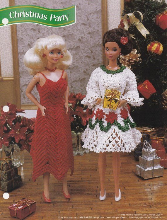 Away Out West Barbie Skipper Doll Outfit /& Pony Crochet Pattern//Instructions NEW