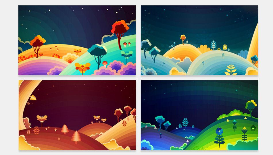 Beatles Rockband - Nick Bright: Design, Illustration, Mobile UI/UX, Interactive Design, Game Design, Motion Graphics