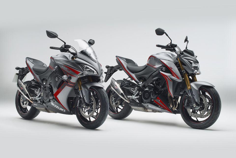 GSX-S1000 Yoshimura Special Edition Announced - http://motorcycleindustry.co.uk/gsx-s1000-yoshimura-special-edition-announced/ - Suzuki, Yoshimura