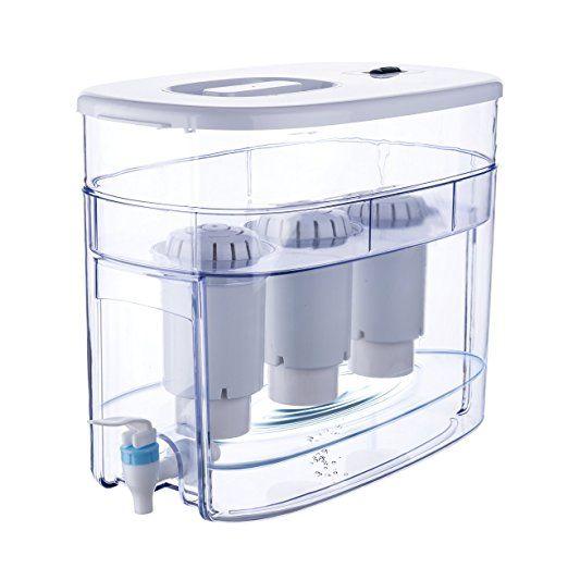 Ph Recharge Alkaline Water Ionizer Machine Countertop Water