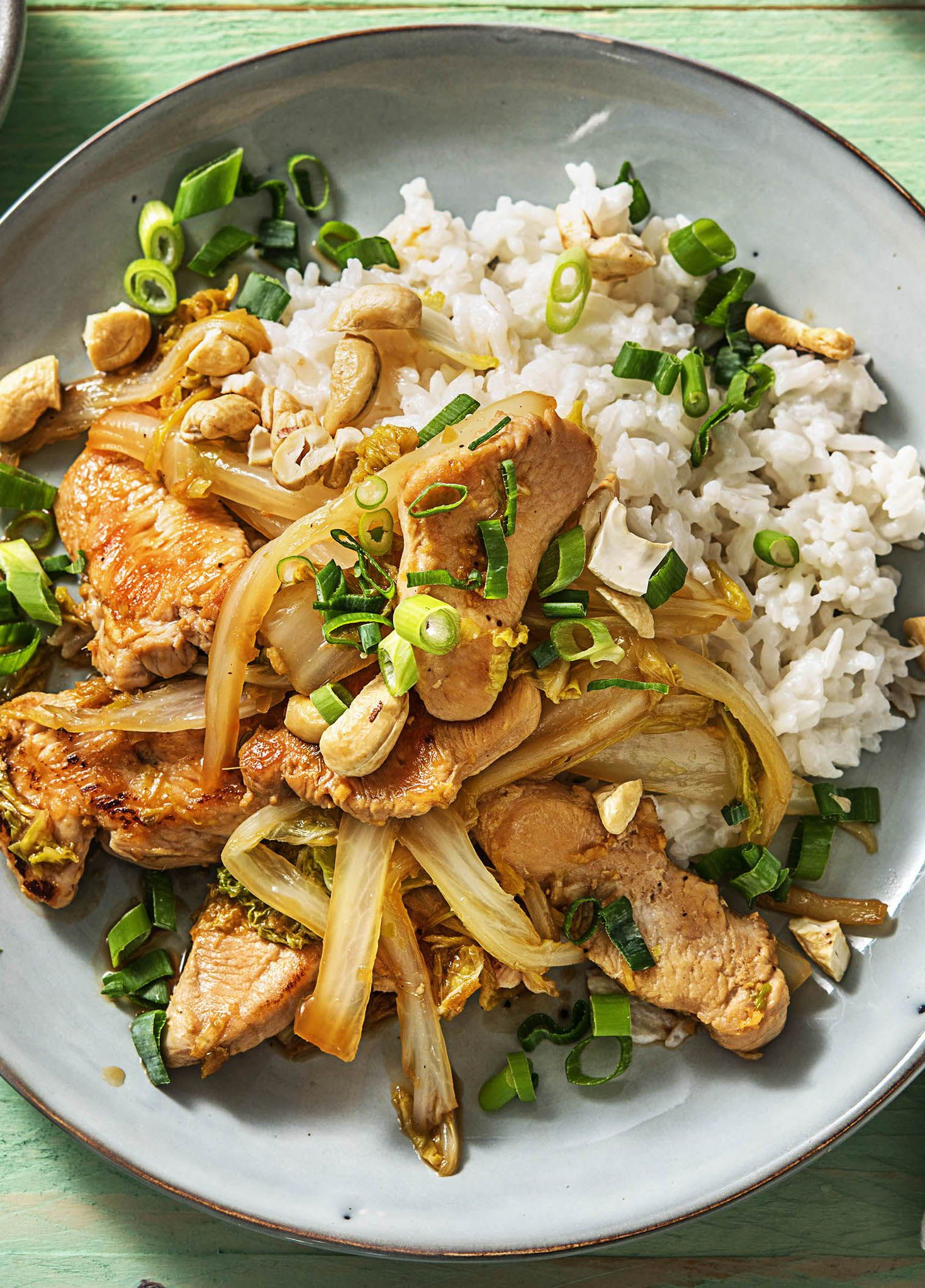 Photo of Chicken Breast Chinese Cabbage Pan Recipe Hello Fresh