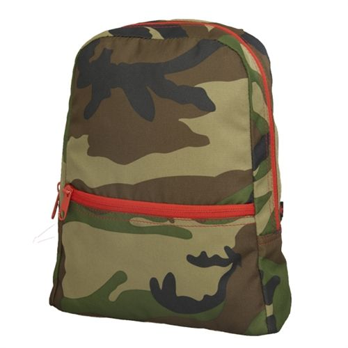 Kids Small Woodland Camo Backpack | Military Bags | Military ...