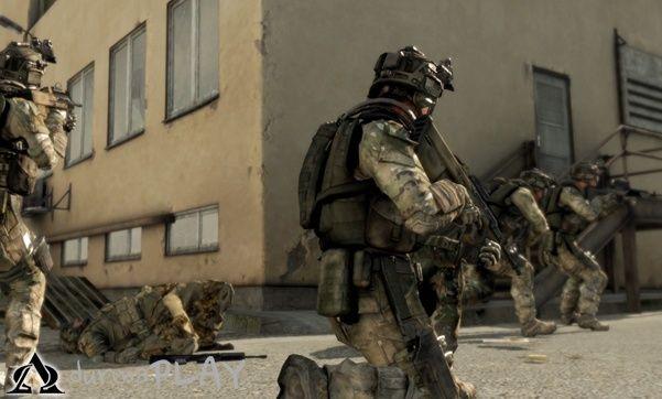 Arma 3'ün Ücretsiz İndirilebilir İçeriği Zeus, Steam