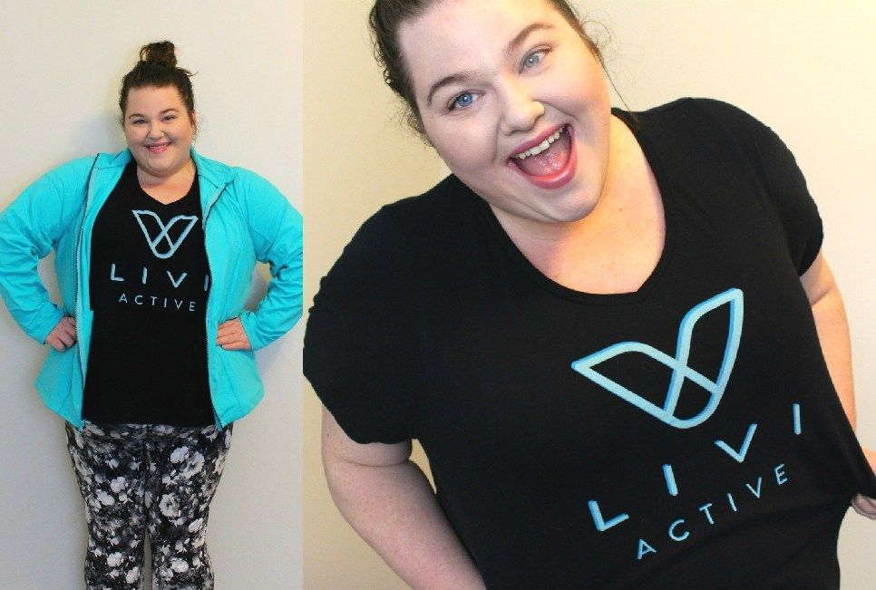 The Pretty Plus - Athleisure All Day - Where to Buy Plus Size Activewear - The Pretty Plus
