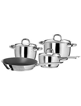 fa59a2f57 IKEA 7 piece cookware stainless steel. -- Read more reviews of the product  by visiting the link on the image. We are a participant in the Amazon  Services ...