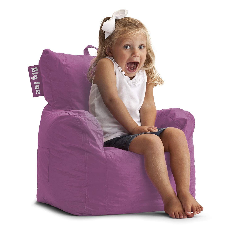Amazon Com Big Joe Cuddle Chair Sapphire Kitchen Dining
