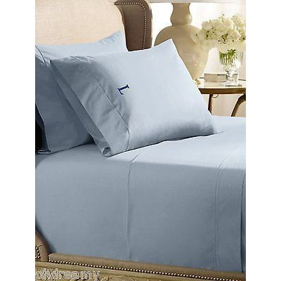 Ralph Lauren Home Solid Percale Standard Set Of 2 Pillowcases