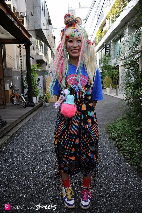 japanese street fashion - Buscar con Google