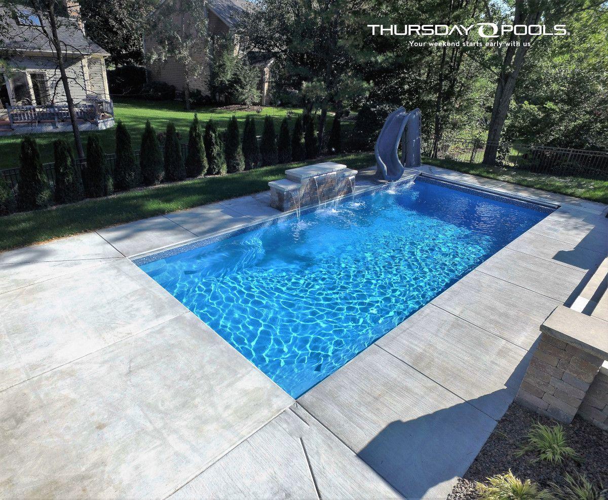 100 Thursday Pools Fiberglass Swimming Pool Ideas In 2021 Fiberglass Pools Beautiful Pools Fiberglass Swimming Pools
