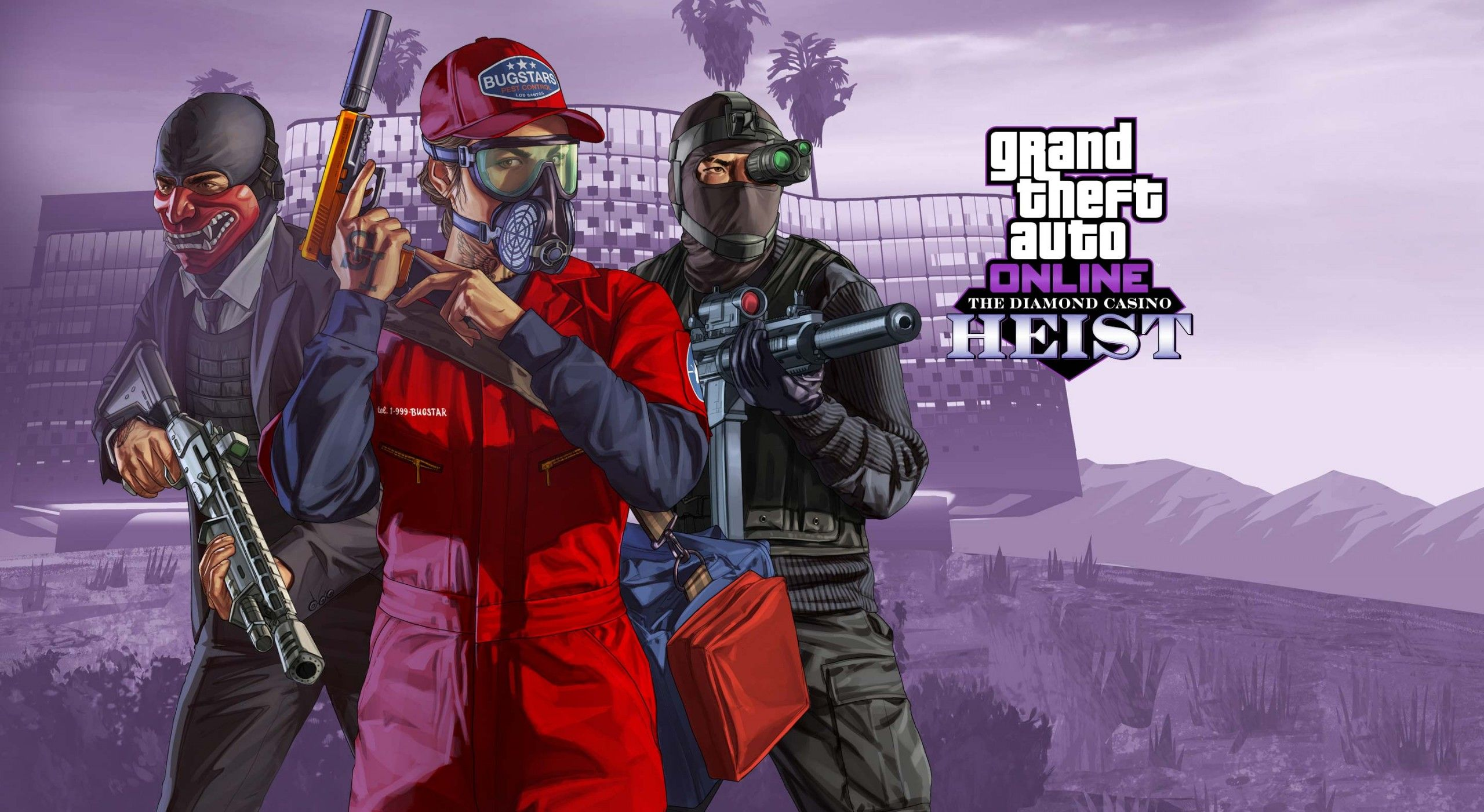 Gta V Artwork Gtaonline Lester Gta Online Gta Grand Theft Auto Gta v diamond casion heist wallpaper