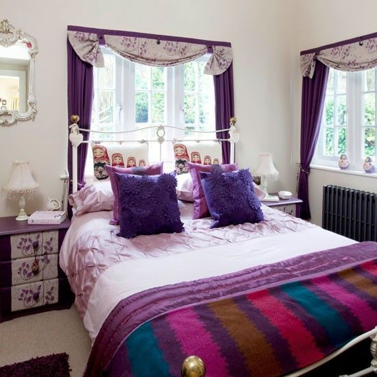 Sophisticated Teen Bedroom  Room Ideas  Pinterest Captivating Curtains For Teenage Girl Bedroom Decorating Inspiration