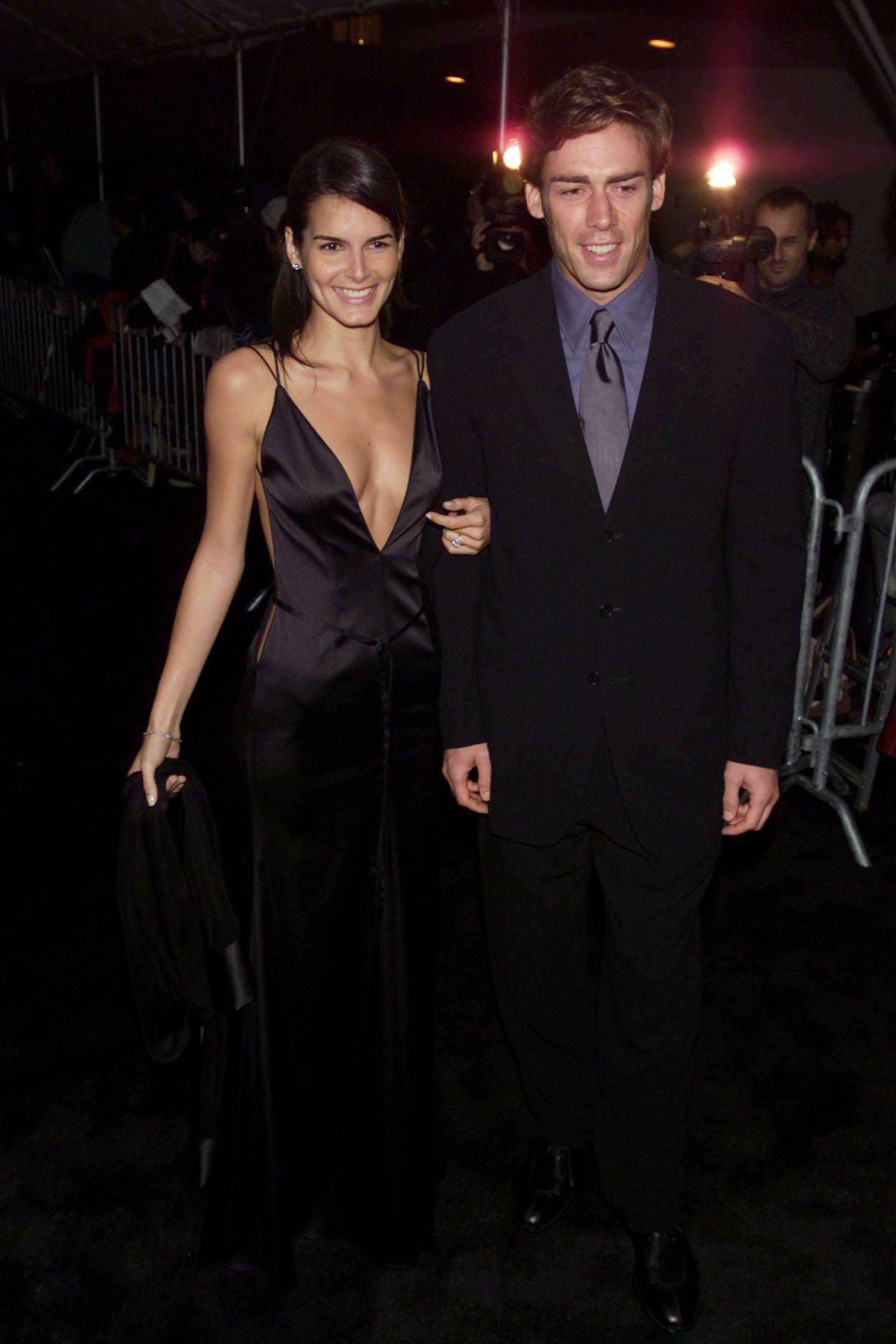 Angie Harmon & Jason Seyhorn