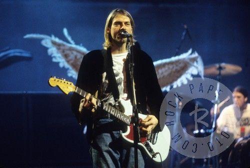Rick Allen by Mark Weiss | Guitar, Kurt cobain, Learn guitar