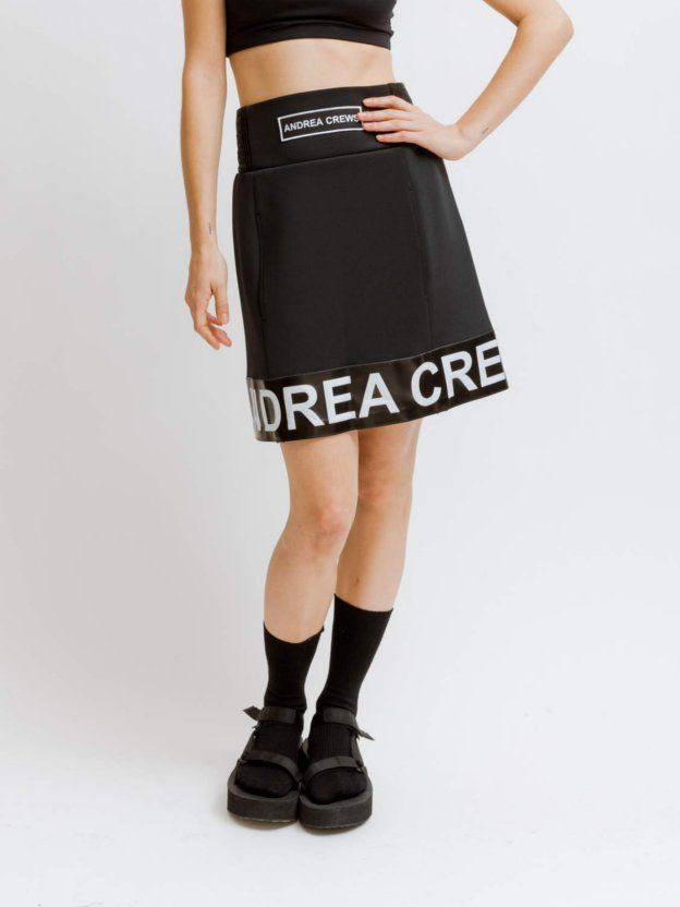 ANDREA CREWS // Skirt – WUT