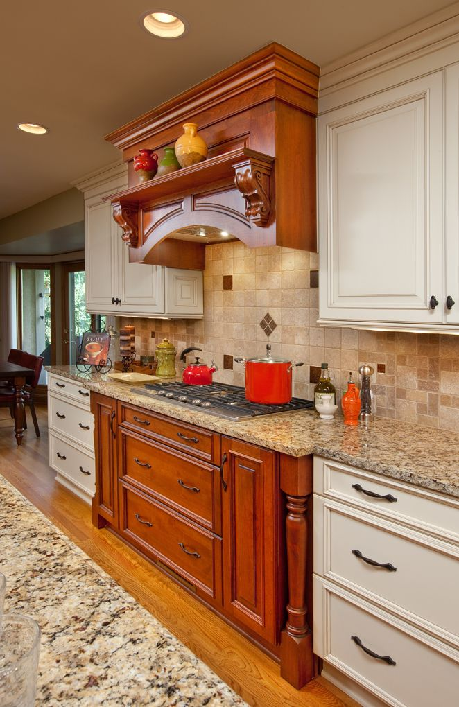 Best Off White Cabinets Cherry Wood Cabinets Granite 400 x 300