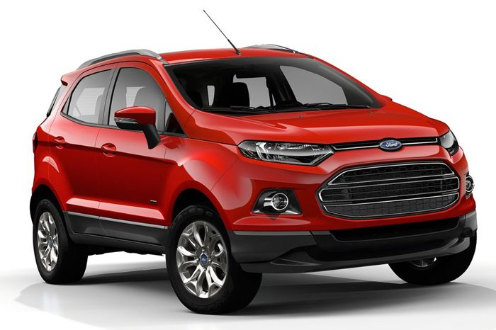 Ford Ecosport A Family Car In Every Sense Ford Ecosport Ford