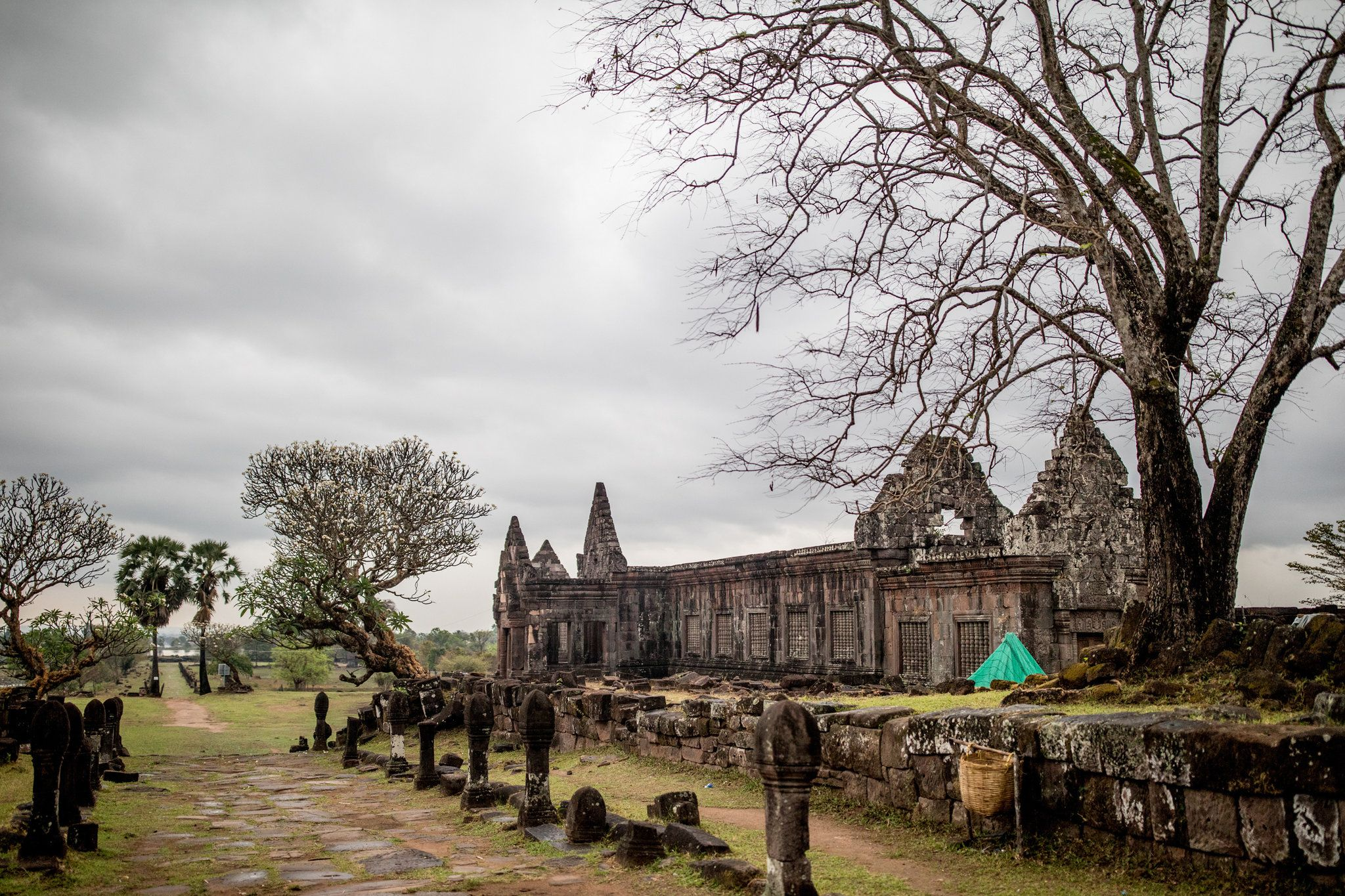 The restoration of an ancient Khmer temple is drawing adventurous tourists to a little-known corner of Southeast Asia.