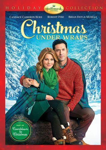 Christmas Under Wraps DVD 2014   Christmas movies, Family christmas movies, Hallmark ...