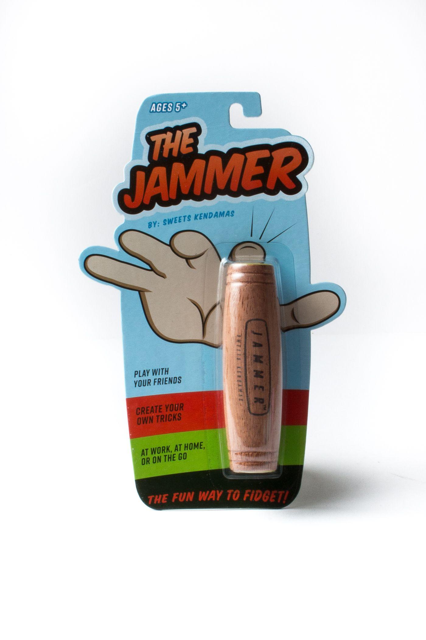 Jammer fidget stick | diy eas jammer website