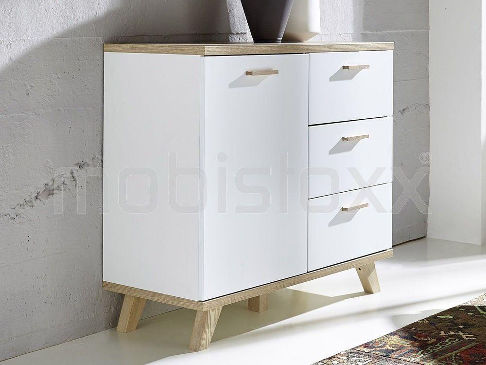 Dressoir Cosmos 1 Deur En 3 Lades Wit Sanremo Cabinet Filing Cabinet Furniture