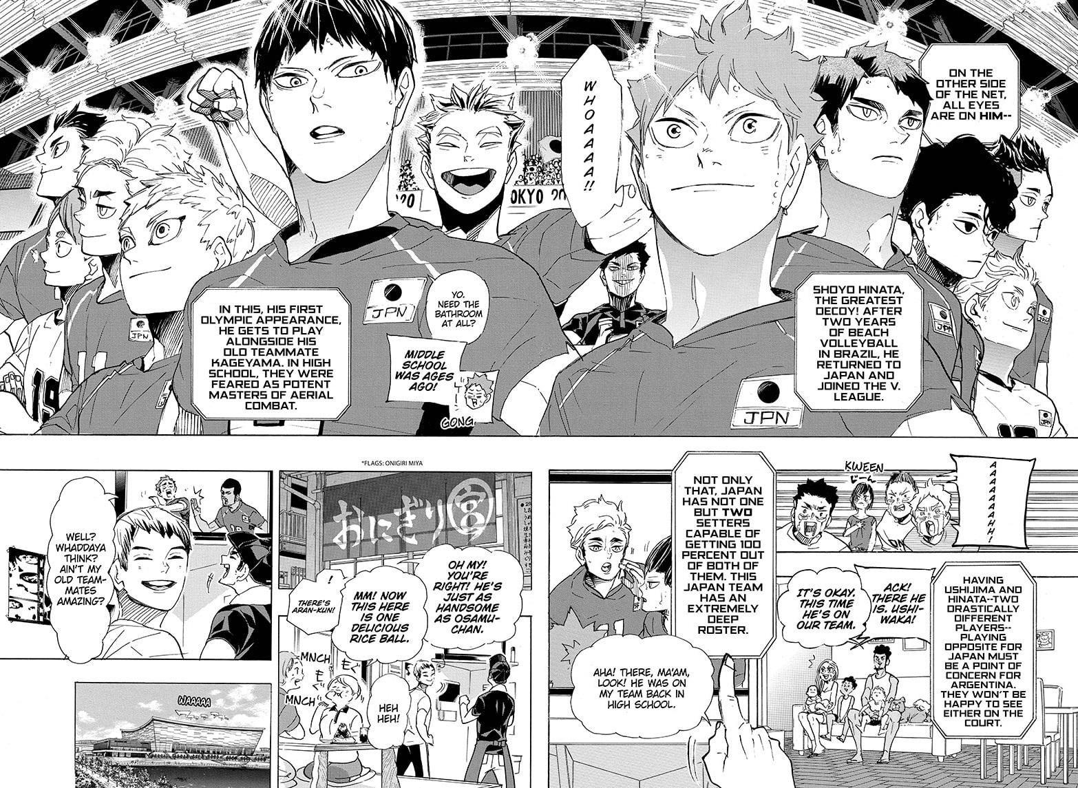 Haikyuu Chapter 402 Read Haikyuu Manga Online Haikyuu Manga Haikyuu Haikyuu Anime You can follow update the latest chapter haikyuu!! haikyuu manga haikyuu haikyuu anime