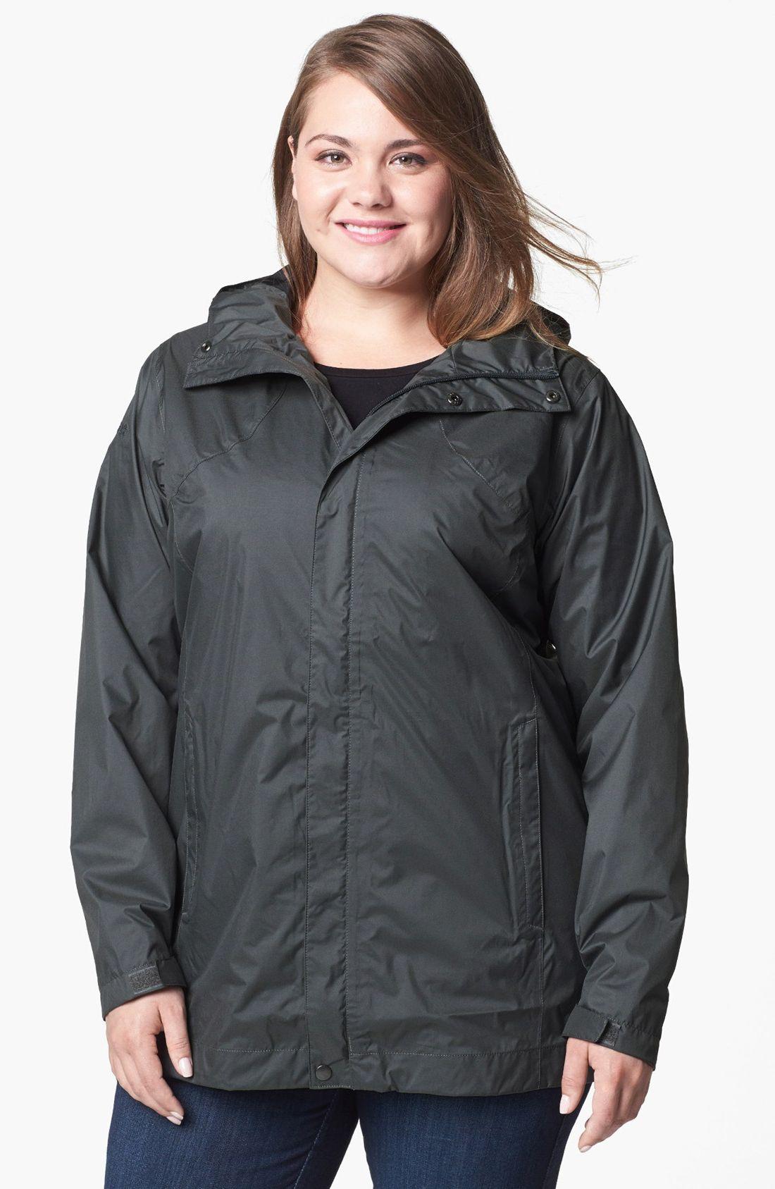 plus size north face rain coat | clothing catalog | pinterest