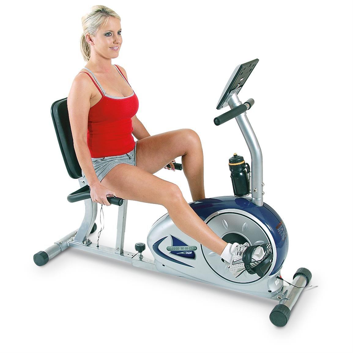 Спортивный Велотренажер Для Похудения. Лучшая программа похудения на велотренажере