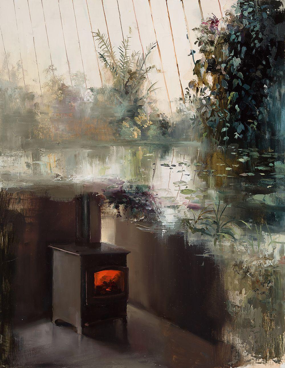 Memory with landscape by Jeremy Miranda