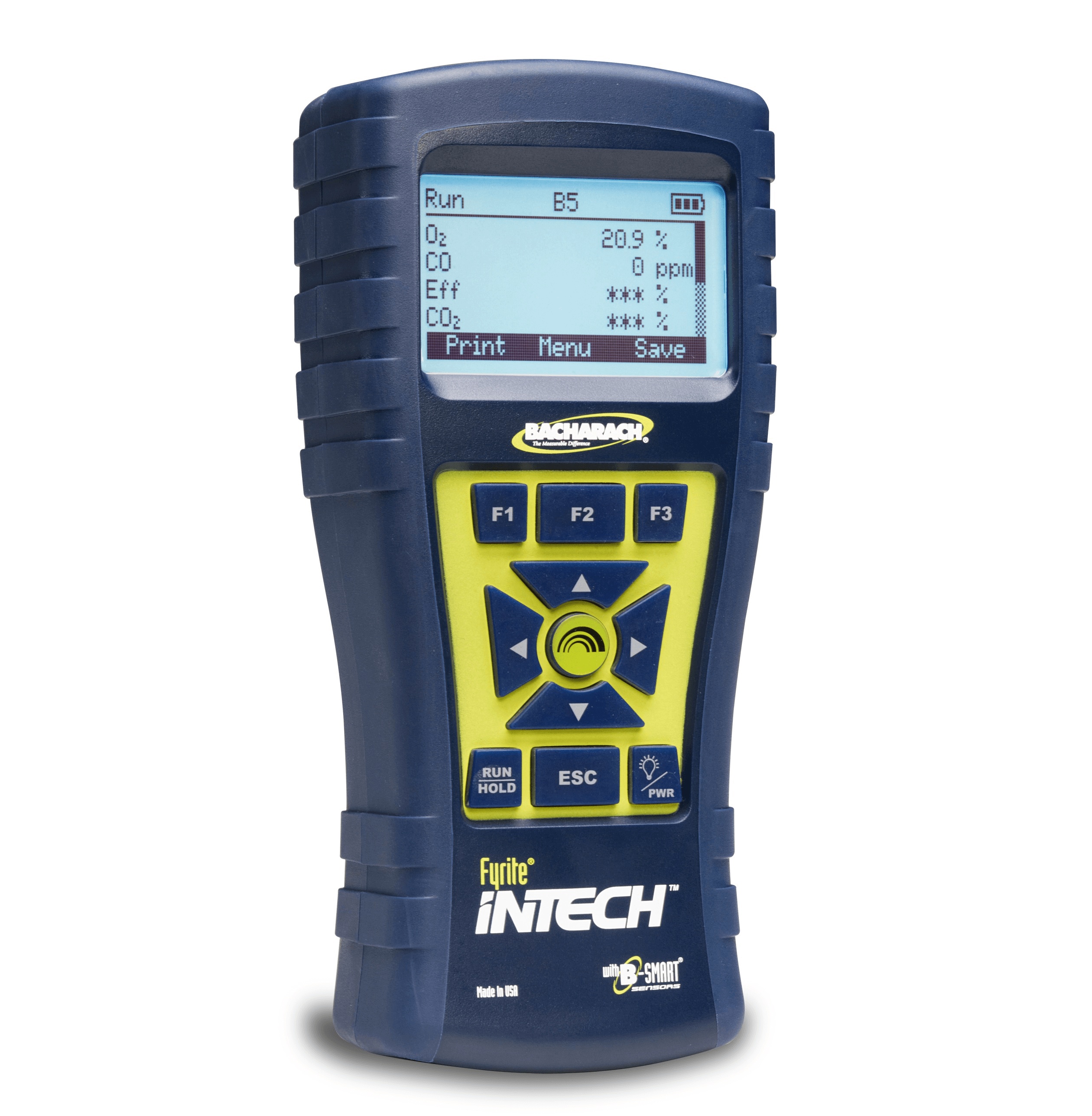 Bacharach 248511 Fyrite InTech Combustion Analyzer Basic