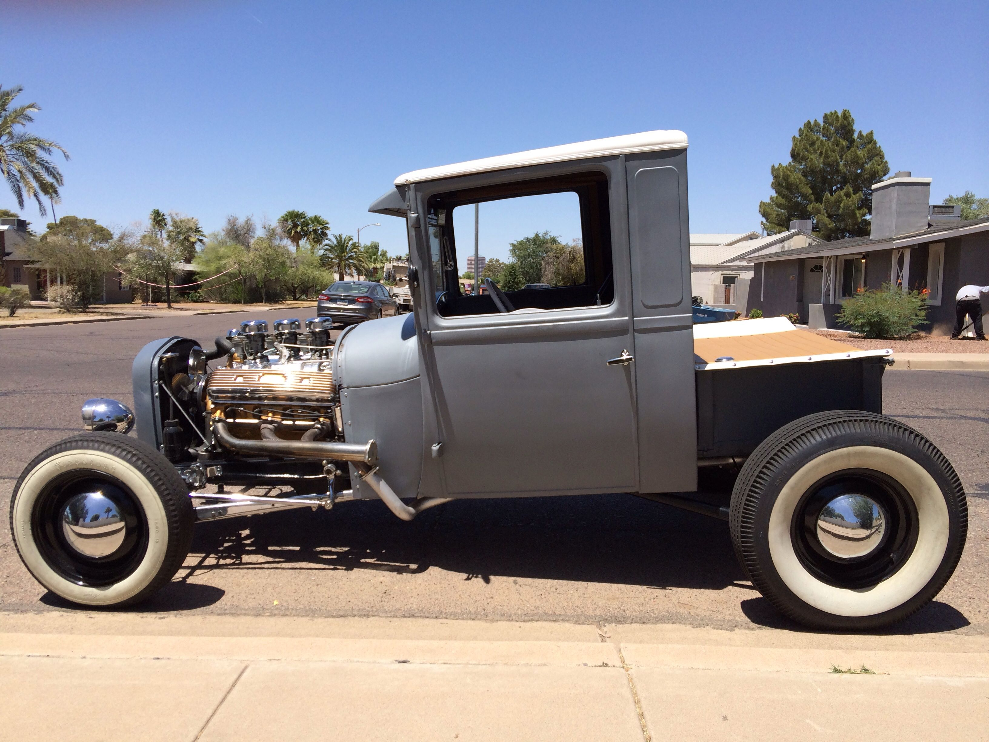 1928 Hot Rod Ford Pickup | The H.A.M.B.