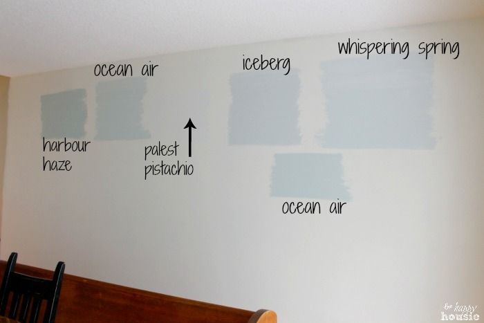 Refreshing The Living Room With Paint A Great Trick For Choosing RIGHT Colour
