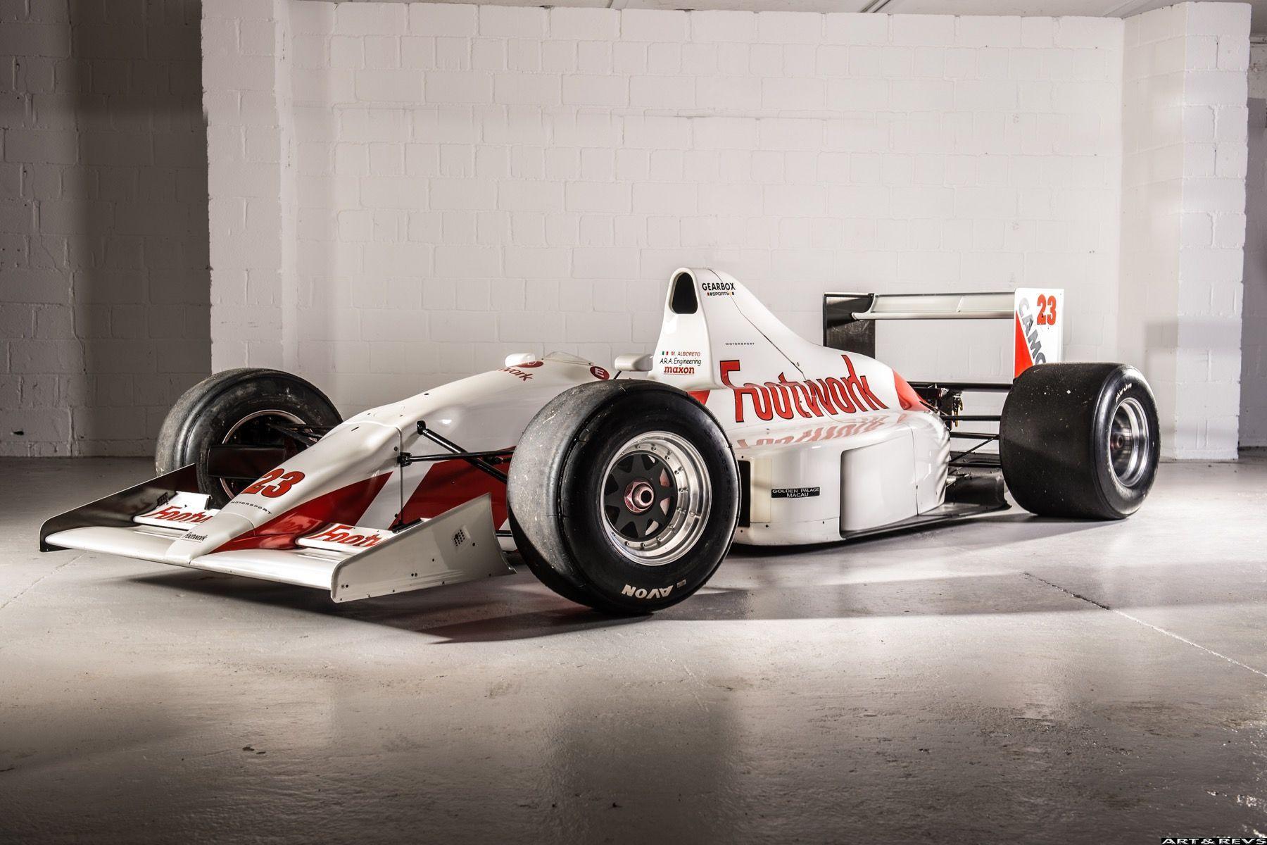 ARROWS - PORSCHE A11C   Formula 1 car, Racing, Vintage ...