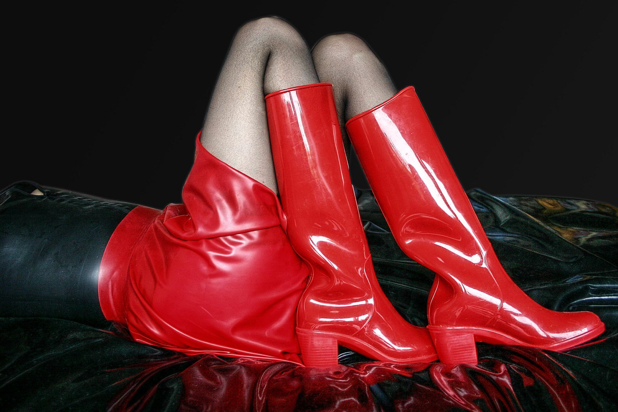 b1b193cd7 red boots in 2019 | Boots | Boots, Red boots, Wellies rain boots