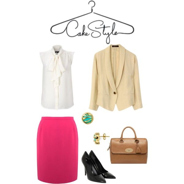 Abigail, created by cakestyle on Polyvore