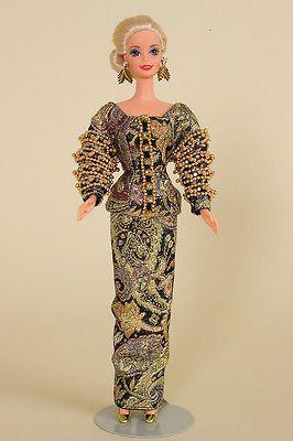 64a235b3 Christian Dior designer Barbie doll MIB, NRFB! | A's - All eBay ...