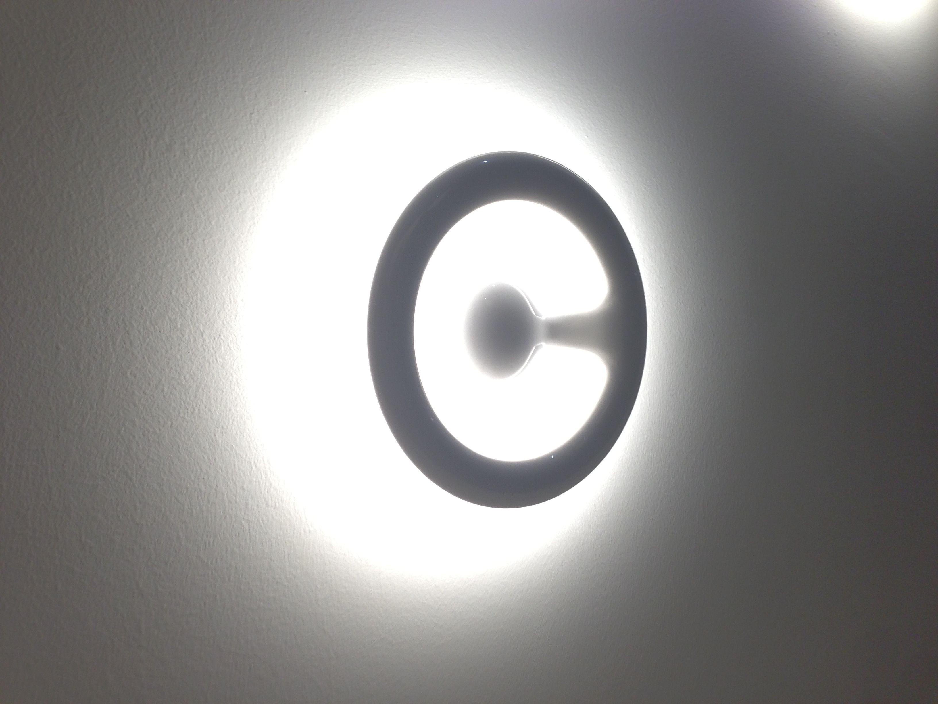 Orotund by marc newson for #flos. marc newson lighting wall