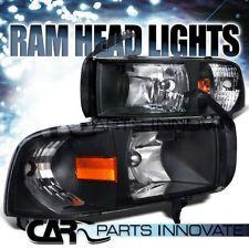97 Dodge Ram 1500 Parts Ebay Ram 1500 Black Headlights Dodge