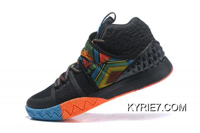 Cheap Men's Kyrie S1 Hybrid Basketball Shoes BlackMulti