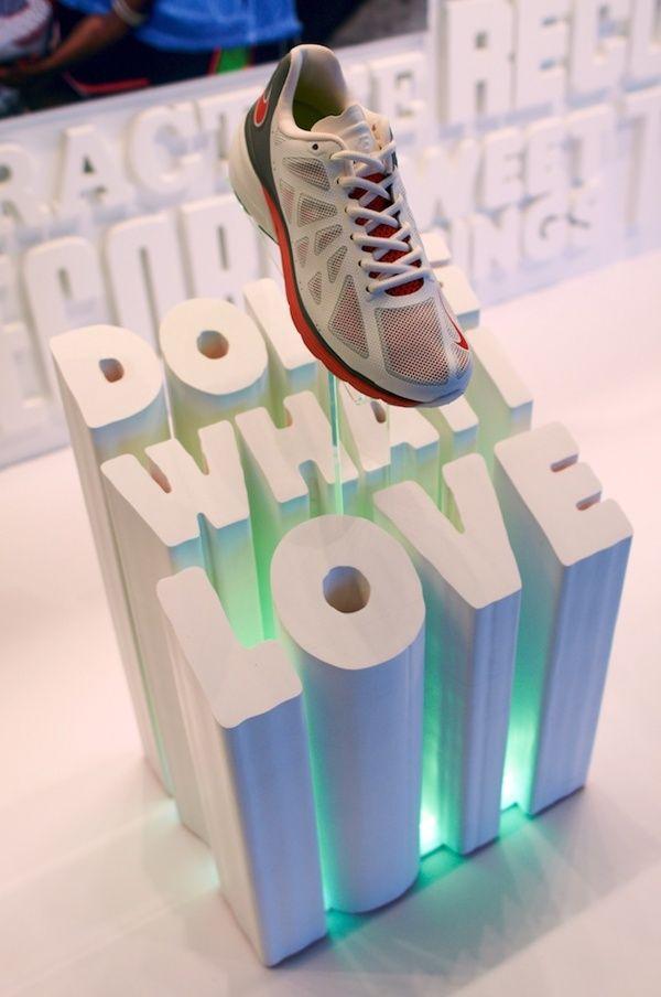 Brand Experiences by Joe Stitzlein, via Behance · All Nike ShoesDiscount ...